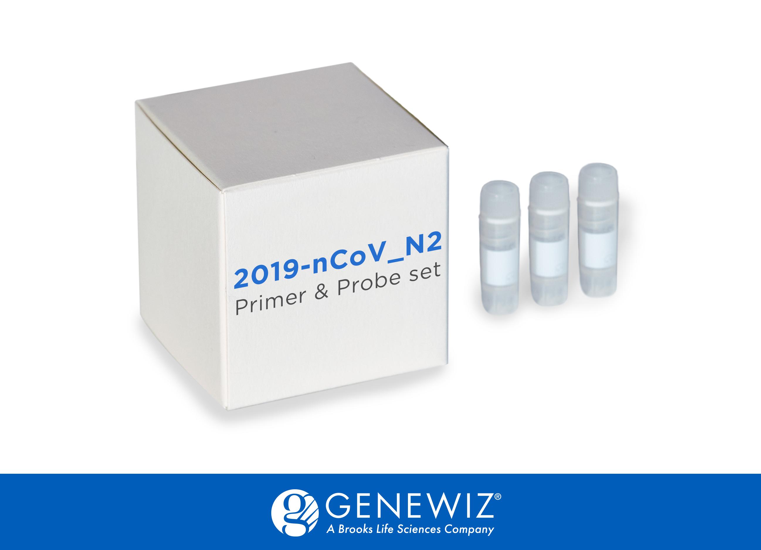2019-nCoV_N2 Probe and Primer Set
